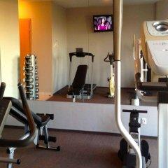 Отель Delta Apart-House фитнесс-зал