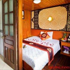Отель Halong Bay Aloha Cruises сауна