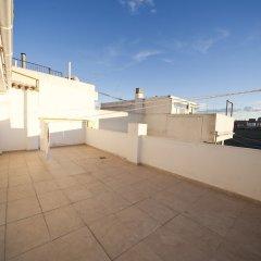 Отель Realrent Marina Real (ex. Realrent Avenida Del Puerto) Валенсия балкон