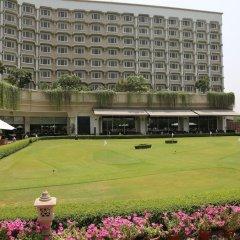 Отель Taj Palace, New Delhi Нью-Дели спортивное сооружение