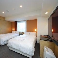 Отель Sotetsu Fresa Inn Tokyo-Kyobashi Япония, Токио - отзывы, цены и фото номеров - забронировать отель Sotetsu Fresa Inn Tokyo-Kyobashi онлайн комната для гостей фото 2