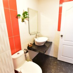 Апартаменты Kaewfathip Apartment Паттайя ванная фото 2