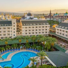 Hane Garden Hotel Сиде пляж фото 2