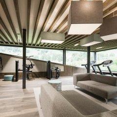 Отель Feuerstein Nature Family Resort Горнолыжный курорт Ортлер интерьер отеля