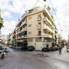 Апартаменты Adorable apartment under Acropolis Афины парковка