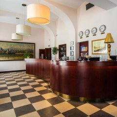 Ea Hotel Downtown Прага интерьер отеля фото 2