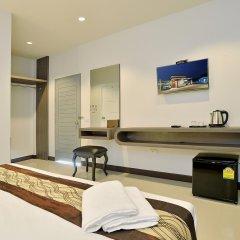 Отель The Rich Resort удобства в номере