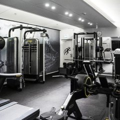Hotel C Stockholm фитнесс-зал