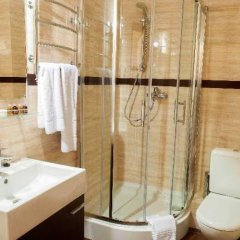 Гостиница Замок Льва Украина, Львов - 3 отзыва об отеле, цены и фото номеров - забронировать гостиницу Замок Льва онлайн ванная фото 2