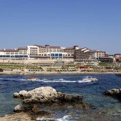 Отель Euphoria Aegean Resort & Spa All Inclusive Сыгаджик пляж