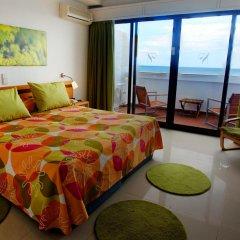 Rocamar Exclusive Hotel & Spa - Adults Only комната для гостей