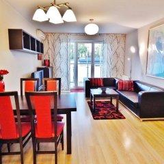 Отель Aravel Old Town Apartments Польша, Вроцлав - отзывы, цены и фото номеров - забронировать отель Aravel Old Town Apartments онлайн комната для гостей фото 3