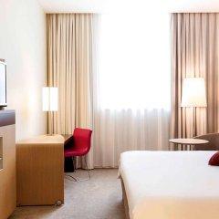 Отель Novotel Wien City Австрия, Вена - 1 отзыв об отеле, цены и фото номеров - забронировать отель Novotel Wien City онлайн комната для гостей фото 3