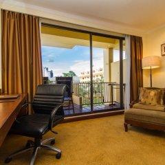 Отель Dusit Thani Pattaya Паттайя удобства в номере фото 2