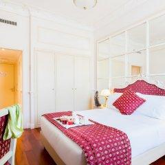 Radisson Blu GHR Hotel, Rome комната для гостей