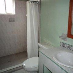 Отель Cabañas Montebello Inn Креэль ванная фото 2