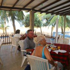 Отель Topaz Beach Шри-Ланка, Негомбо - отзывы, цены и фото номеров - забронировать отель Topaz Beach онлайн питание фото 3