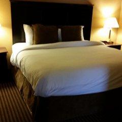 Отель Hawthorn Suites by Wyndham Columbus North США, Колумбус - отзывы, цены и фото номеров - забронировать отель Hawthorn Suites by Wyndham Columbus North онлайн комната для гостей фото 4