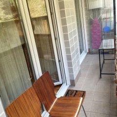 Отель Apartamento Brian Испания, Сан-Себастьян - отзывы, цены и фото номеров - забронировать отель Apartamento Brian онлайн балкон