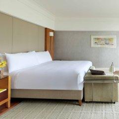 Отель Fairmont Singapore Сингапур комната для гостей фото 4