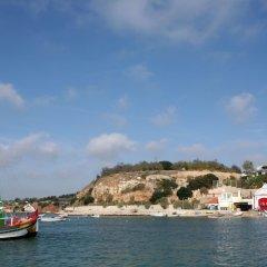 Отель Luna Alvor Bay Портимао приотельная территория