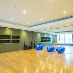 Отель Golden Tulip Suzhou Residence фитнесс-зал фото 2