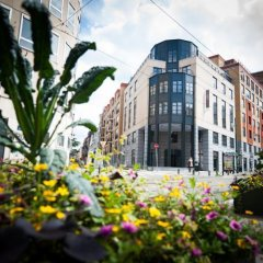 Отель Ibis Styles Brussels Centre Stephanie Брюссель фото 2