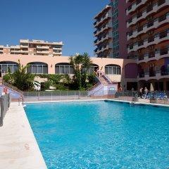 Отель Monarque Fuengirola Park Испания, Фуэнхирола - 2 отзыва об отеле, цены и фото номеров - забронировать отель Monarque Fuengirola Park онлайн бассейн фото 3
