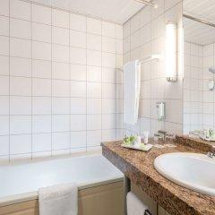 Отель NH Leipzig Messe ванная фото 2