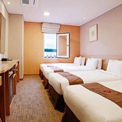 Отель Skypark Myeongdong 3 Сеул комната для гостей фото 5