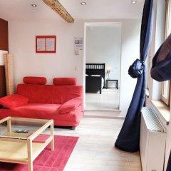 Отель Apartmentsapart Брюссель фитнесс-зал