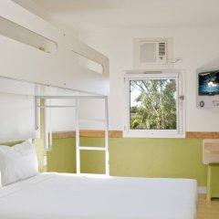 Отель FORMULE1 Windsor Brisbane комната для гостей