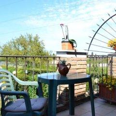 Hotel Villa Tetlameya Лорето балкон