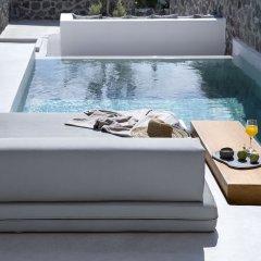 Отель June Twenty Suites Греция, Остров Санторини - отзывы, цены и фото номеров - забронировать отель June Twenty Suites онлайн ванная фото 2