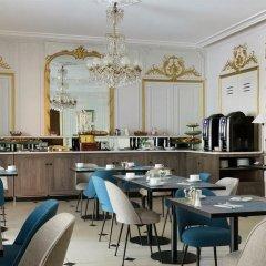 Отель Best Western Ronceray Opera Париж питание фото 3
