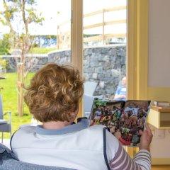 Отель Pátio Lodge Португалия, Орта - отзывы, цены и фото номеров - забронировать отель Pátio Lodge онлайн комната для гостей фото 5