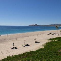 Отель Casa Del Mar Condos пляж фото 2