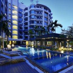 Отель Nanglincee by The Village Club Бангкок бассейн фото 2