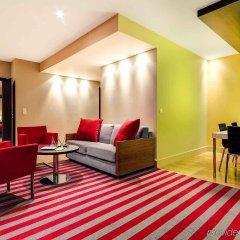 Отель Mercure Warszawa Grand комната для гостей фото 3