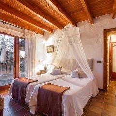 Отель Agroturismo Finca Es Carbó комната для гостей фото 2