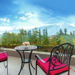 Отель Silk Path Grand Resort & Spa Sapa балкон