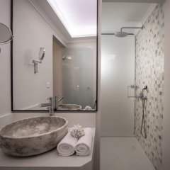 Notos Heights Hotel & Suites ванная