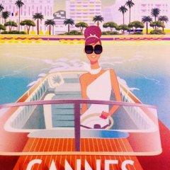 Отель Cannes Croisette Франция, Канны - отзывы, цены и фото номеров - забронировать отель Cannes Croisette онлайн балкон