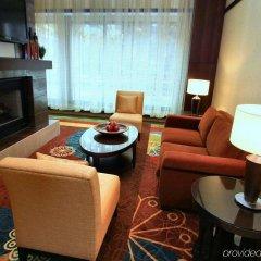 Отель Hilton Garden Inn Bethesda США, Бетесда - отзывы, цены и фото номеров - забронировать отель Hilton Garden Inn Bethesda онлайн комната для гостей фото 5
