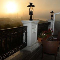 DeLuxe Golden Horn Sultanahmet Hotel балкон