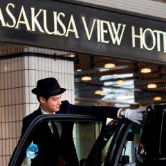 Asakusa View Hotel городской автобус