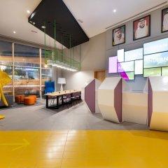 Апартаменты Studio M Arabian Plaza интерьер отеля