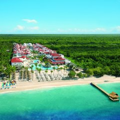 Отель Dreams Dominicus La Romana All Inclusive пляж