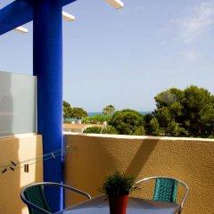 Отель Costa Verde балкон