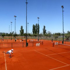 Отель Algodon Wine Estates and Champions Club Сан-Рафаэль спортивное сооружение
